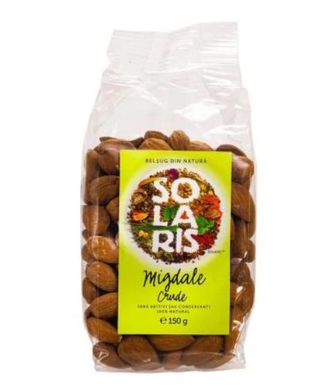Fructe crude – migdale, 150g, Solaris
