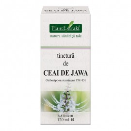 Tinctura Ceai Jawa, 120ml, Plantextrakt imagine produs 2021