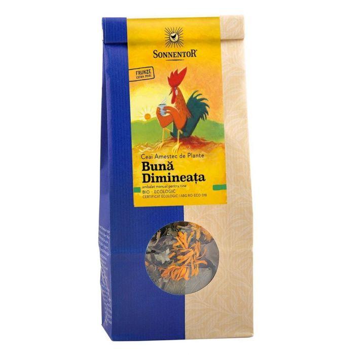 Ceai Bio Buna Dimineata, 50g, Sonnentor drmax.ro