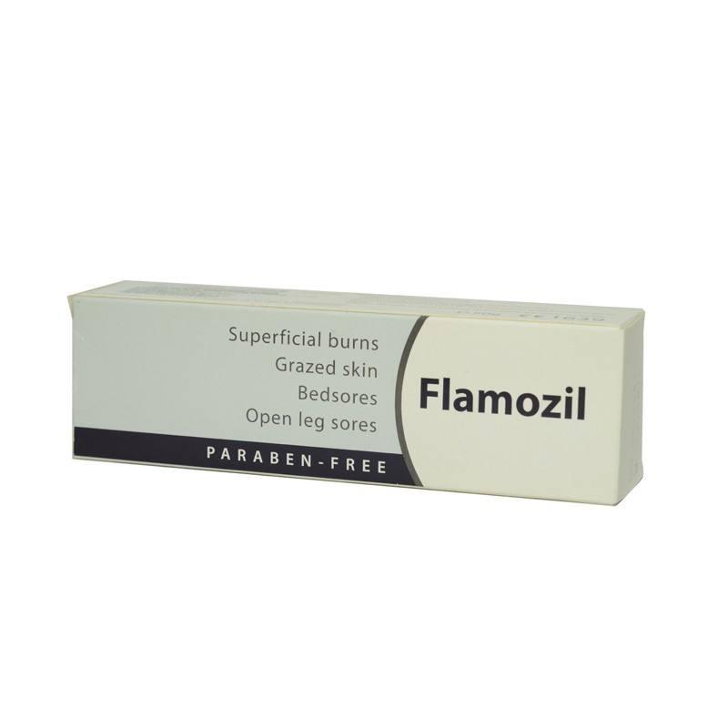 Flamozil crema, 50 g, Oystershell imagine produs 2021