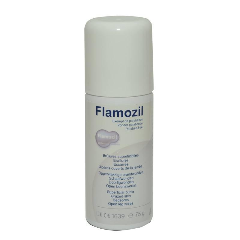 Flamozil spray, 75 ml, Oystershell imagine produs 2021