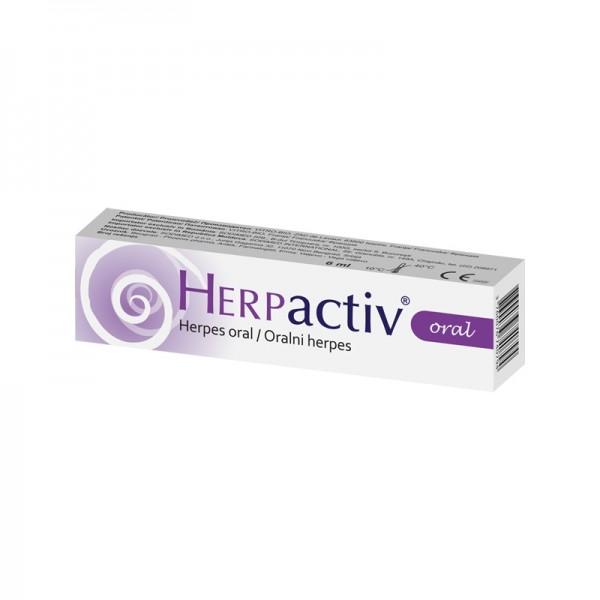 Herpactiv oral, 6 ml, Biessen Pharma drmax.ro