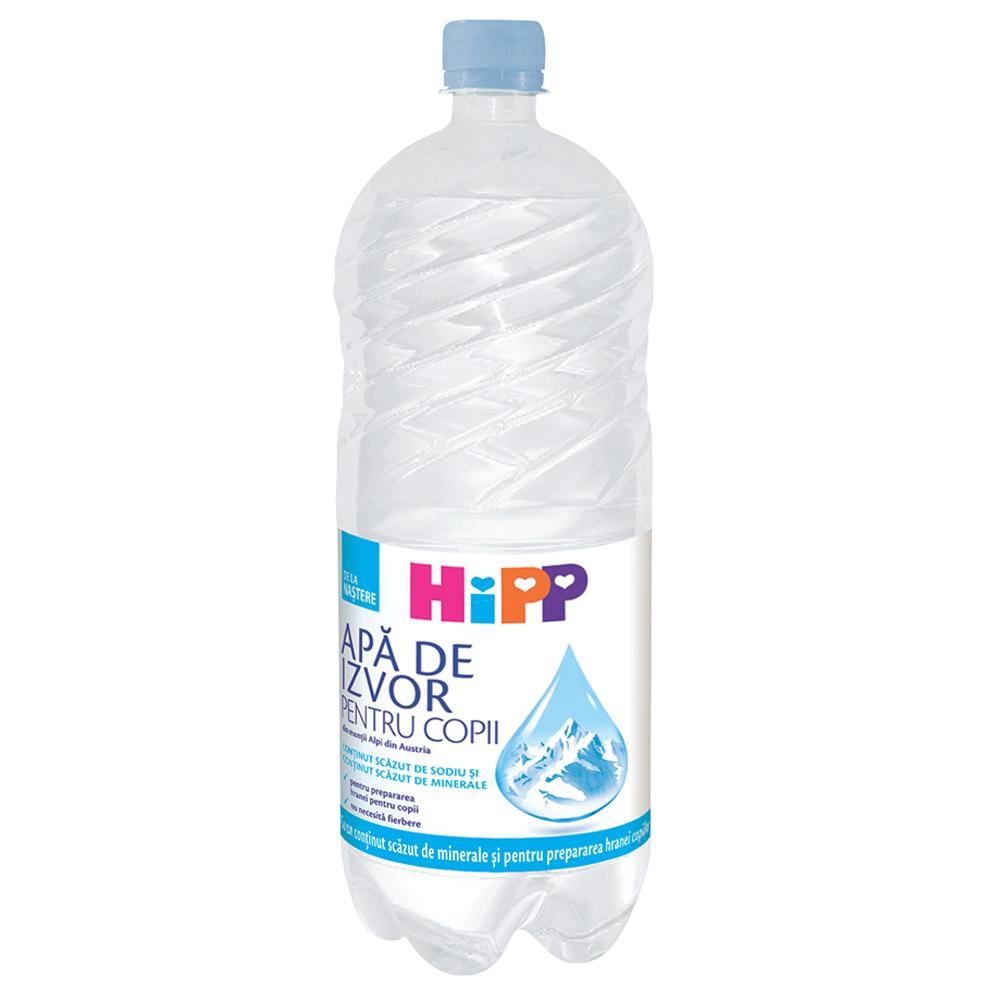 Apa pentru bebelusi, 1.5 l, HiPP
