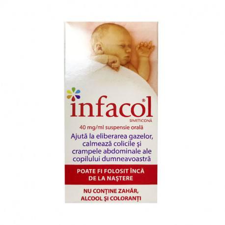 Picaturi anticolici, 50 ml, Infacol drmax.ro