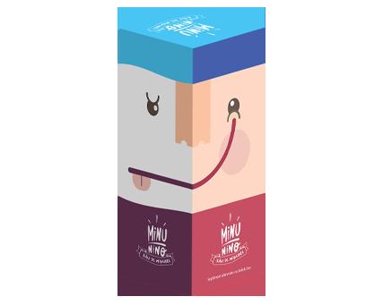 Sirop rau de miscare Minunino, 100 ml, Medimow drmax.ro