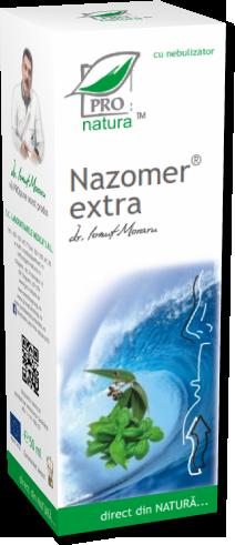 Nazomer Extra spray nazal, 30 ml, Pro Natura imagine produs 2021