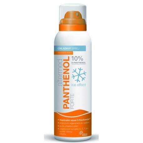 Spray Panthenol Forte ice effect 10%, 150 ml, Omega Pharma drmax.ro