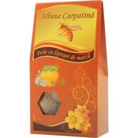 Perle cu miere si laptisor de matca, 100 g, Apicola imagine produs 2021