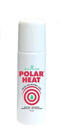 Polar heat gel, 75 ml, Niva Medical Oy drmax.ro