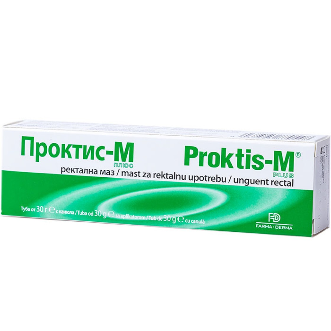 Proktis-M unguent, 30 g, Farma-Derma drmax poza