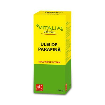 Ulei de Parafina, 40 g, Vitalia imagine produs 2021