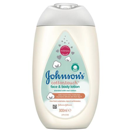 Lotiune Cotton Touch, 300 ml, Johnson&Johnson