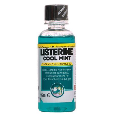 Apa de gura Coolmint, 95 ml, Listerine imagine produs 2021