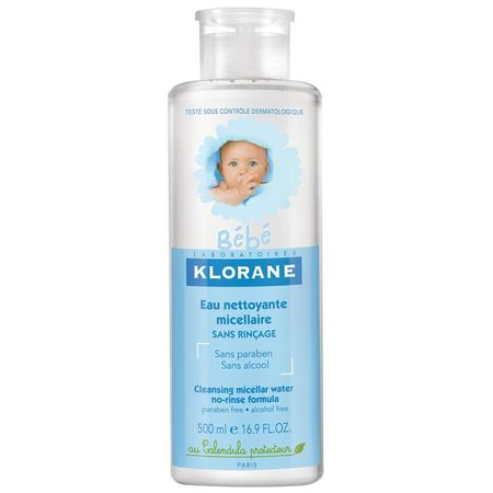 Apa de curatare, 500 ml, Klorane Bebe imagine produs 2021