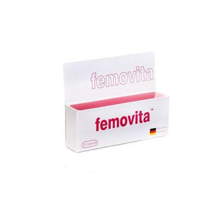 Femovita, 30 capsule, NaturPharma drmax poza