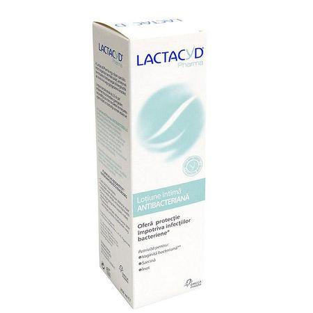 Lotiune intima antibacteriana, 250 ml, Lactacyd drmax.ro