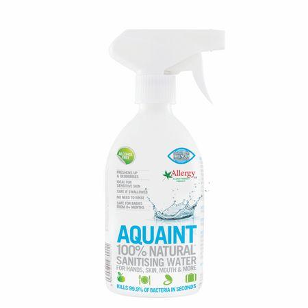 Apa sanitara electrolizata, 500 ml, Aquaint