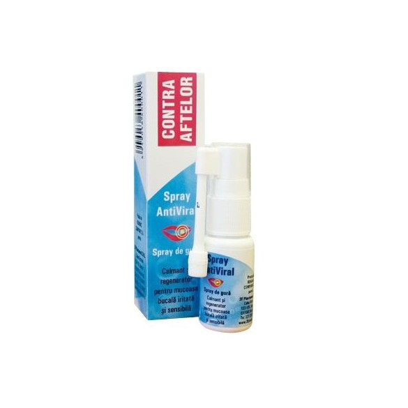 Spray antiviral, 15 ml, Plantamed la preț mic imagine