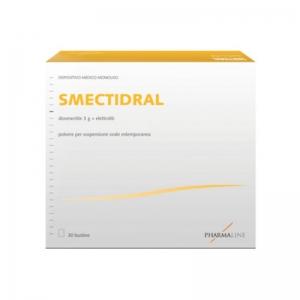 Smectidral, 30 plicuri, Pharma Line imagine produs 2021