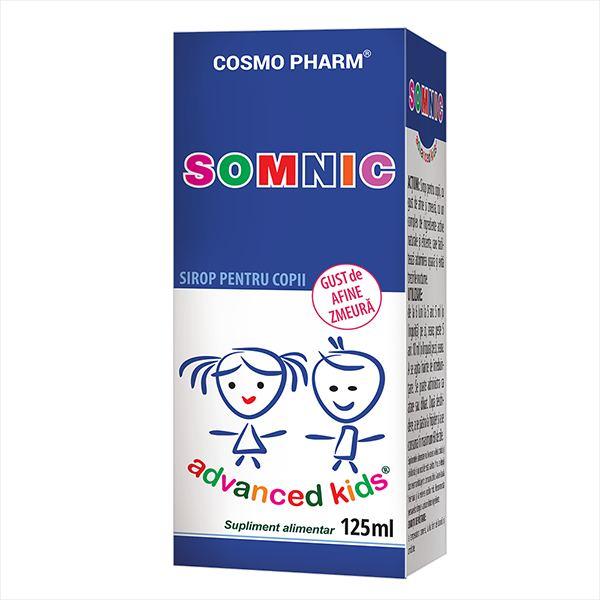 Sirop Somnic, 125 ml, Cosmopharm drmax.ro