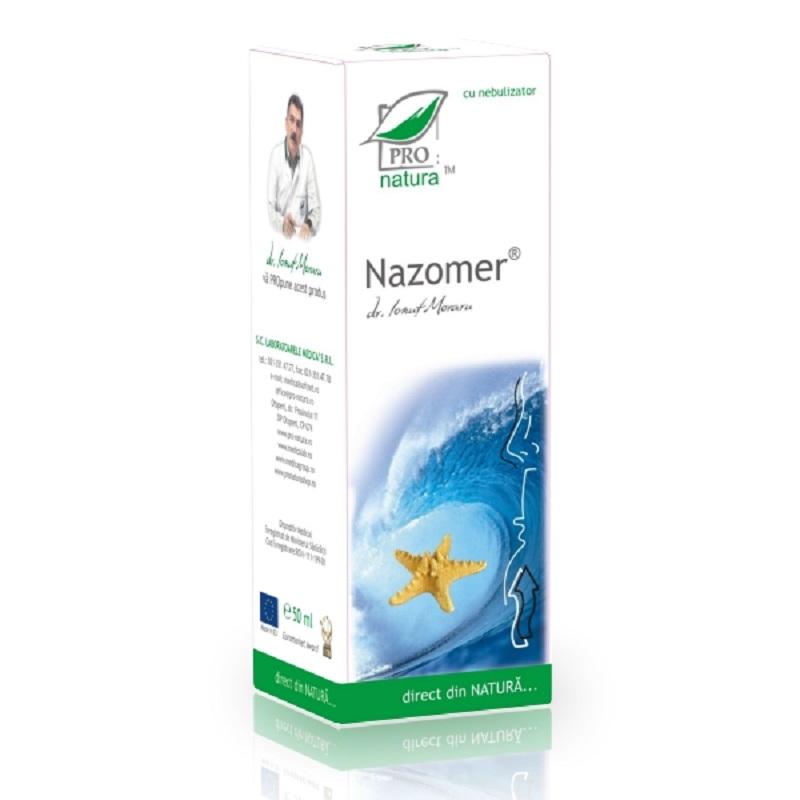 Nazomer spray nazal, 30 ml, Pro Natura drmax.ro