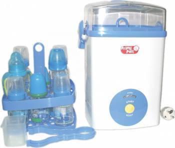 Sterilizator electric cu aburi pentru 8 biberoane, R0905, Primii Pasi imagine produs 2021