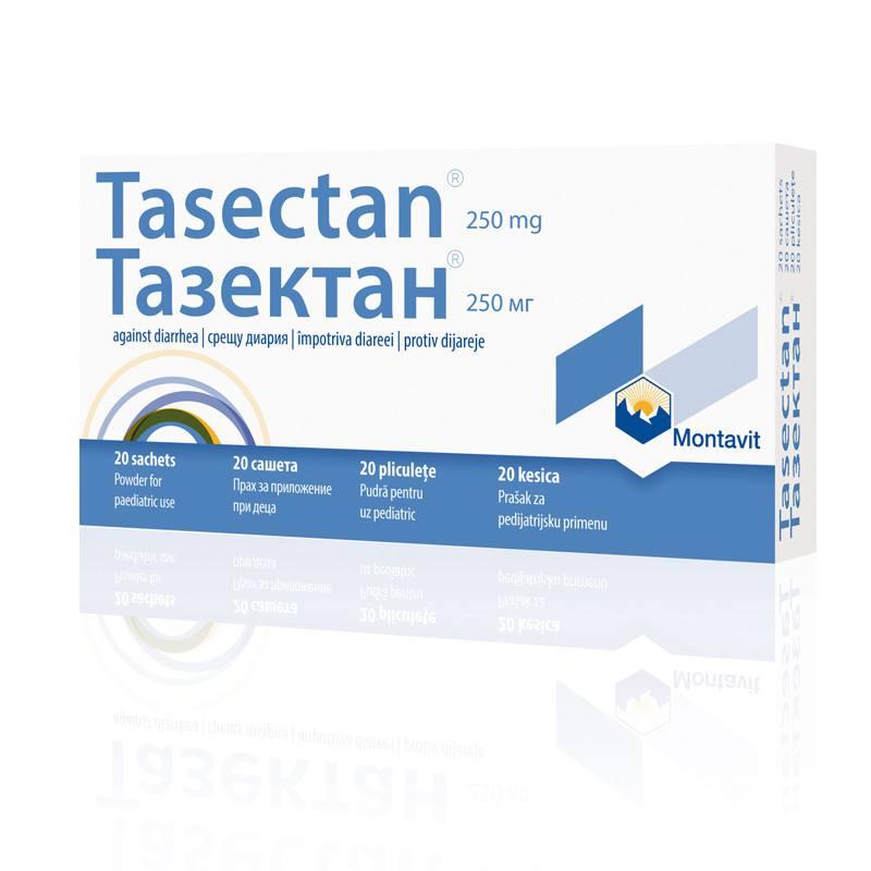 Tasectan 250 mg, 20 plicuri, Montavit imagine produs 2021