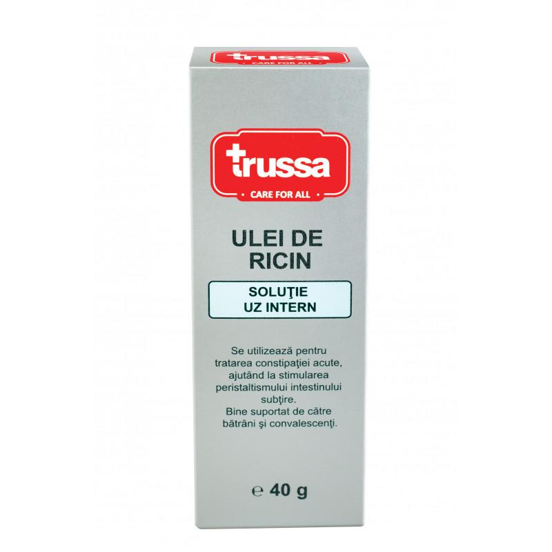 Trussa Ulei De Ricin, 40g drmax.ro