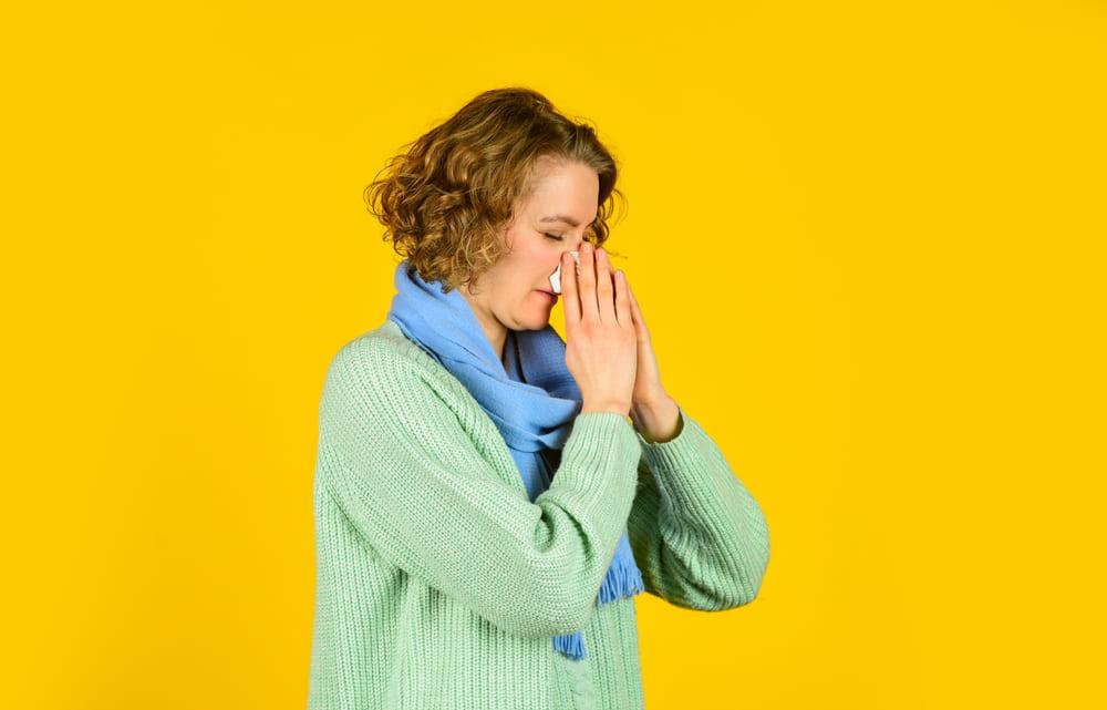 pot provoca problemele sinusale cauzează pierderea în greutate